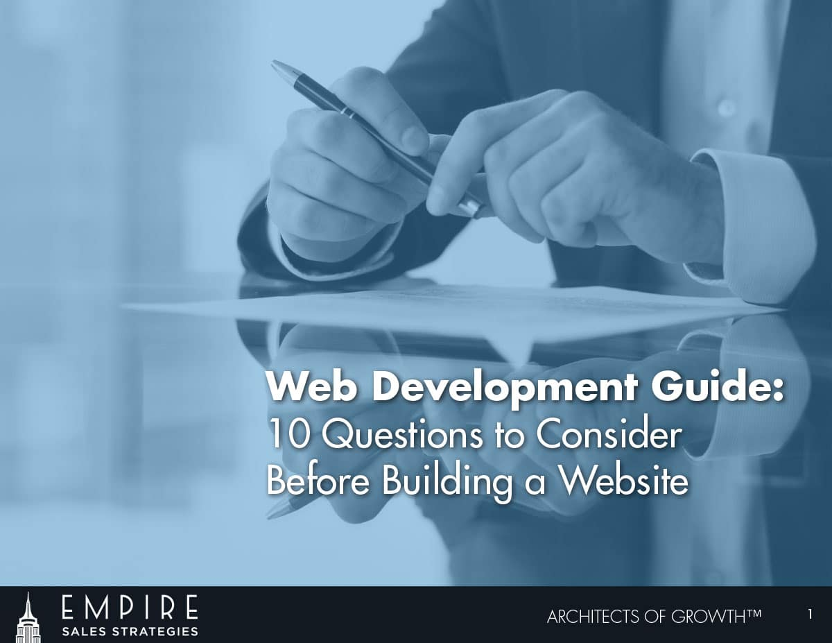 Michael Pothos Design - Interactive Marketing Company Web Dev Guide